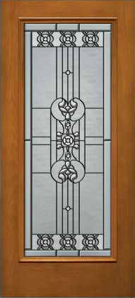 JELD-WEN 826 Architectural Fiberglass Glass Panel