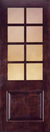 JELD-WEN 5508 Custom Wood Glass Panel