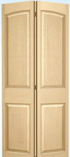 JELD-WEN 28 Authentic Wood Bifold
