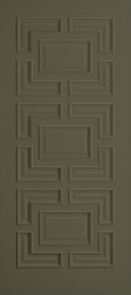 JELD-WEN E0320 Custom Wood All Panel Interior Door