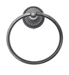 RK International BEDN 5 - Beaded Bell Base Towel Ring