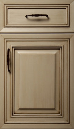 Plain and Fancy Cabinets Square Raised panel- Berkshire Maple in Custom Color