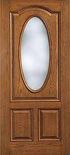 Therma-Tru Classic-Craft Oak Collection CC113