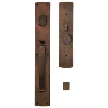 Ashley Norton CVLGL Escutcheon Mortise Entryset