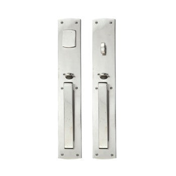 Ashley Norton CVSGG Escutcheon Mortise Entryset