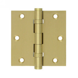 Brushed Brass (US4)