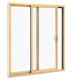 Integrity New Construction Sliding Patio Door