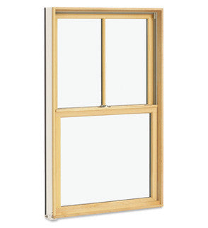 Integrity double hung interior view
