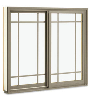 Marvin Elevate New Construction Glider Window