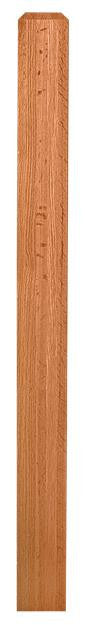 L.J.  Smith - Stair part  LJ-4000 — Craftsman Newel