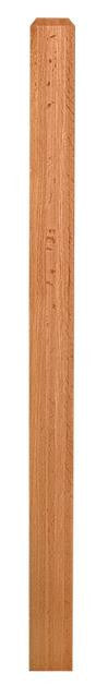 L.J.  Smith - Stair part  LJ-4110 — Craftsman Newel