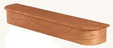 L.J.  Smith - Stair part  LJ-8460 — Double End Starting Step