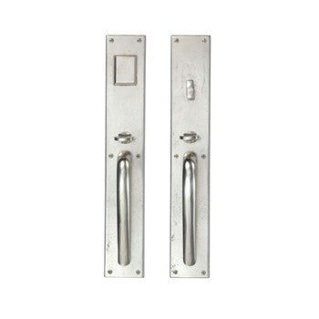Ashley Norton MDSGG Escutcheon Mortise Entryset
