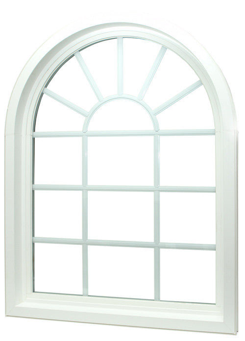 Provia Aspect shaped window