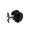 Acorn Forged Iron Deadbolt Single Cylinder SM9BG