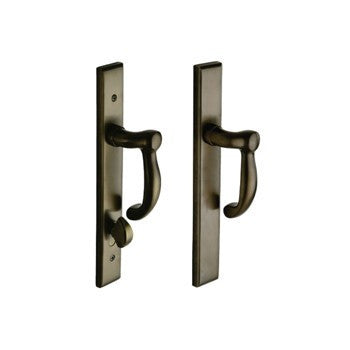Ashley Norton Multipoint Entryset SQQD Escutcheon Patio