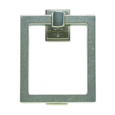 Rocky Mountain Square Door Knocker DK8