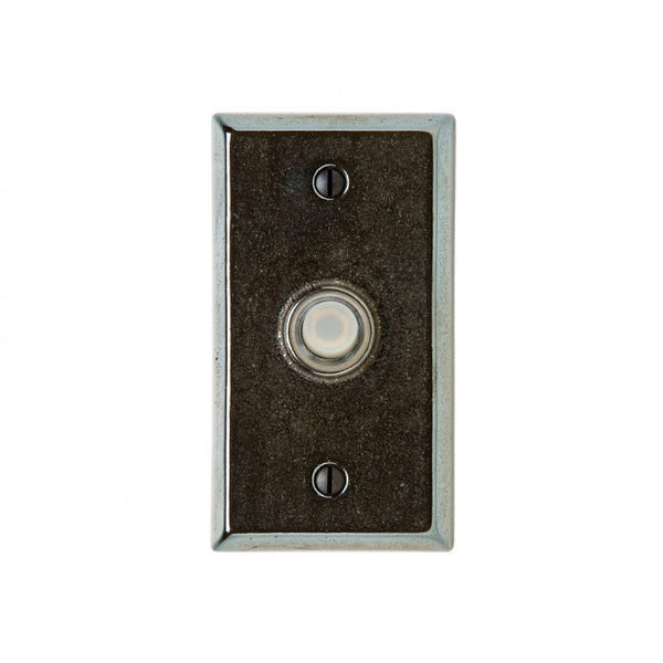 Rocky Mountain Rectangular Doorbell Button DBB-E414