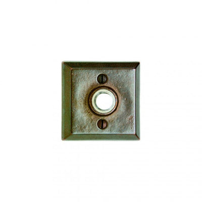 Rocky Mountain Square Doorbell Button DBB-E416