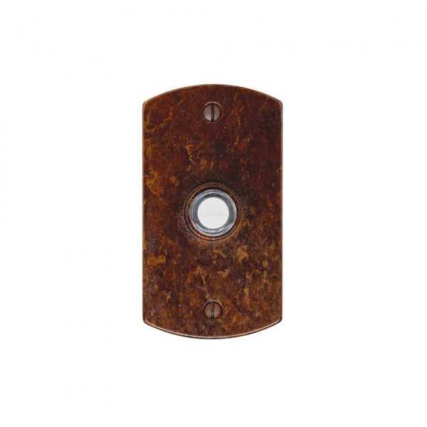 Rocky Mountain Curved Doorbell Button DBB-E504