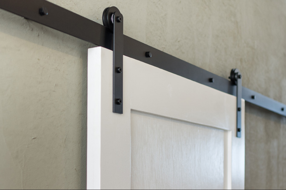 Delaney Barn Door Hardware   4000 Series