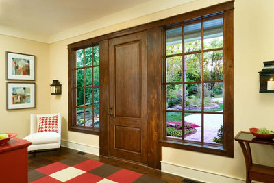 JELD-WEN 1202 Custom Wood All Panel