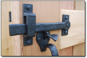 coastal bronze thumb latch