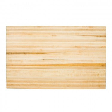 Hardware Resources Butcher Block Island Top