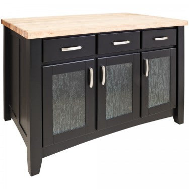 Hardware Resources Contemporary Kitchen Island