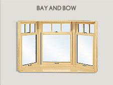 Marvin Made to Order New Construction Bay Window