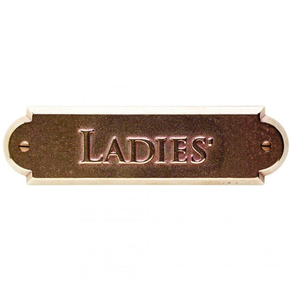 Rocky Mountain Nameplate NAMEPL-LADIES