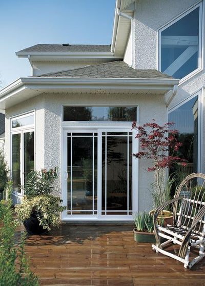 JELD-WEN Premium Vinyl Sliding Patio Door