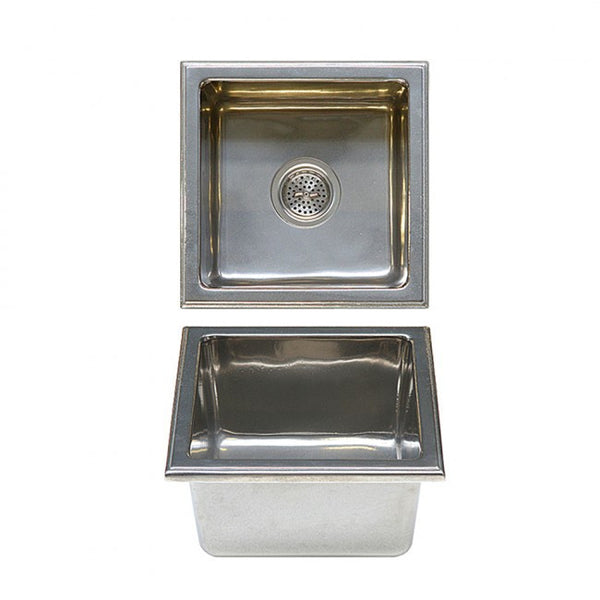 Rocky Mountain Square Bar Sink SK515