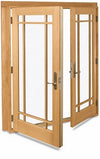 Marvin Made to Order New Construction Swinging French Door