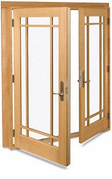 Marvin swinging french door grand banks building products for Marvin ultimate swinging screen door