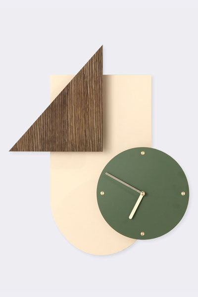 Wall Wonder Clock - Galleria del Vento