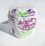 [TE] Zoom Active Wipes - Hand Sanitizing (4 rolls, 1500 wipes per roll)