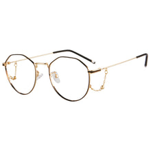 Load image into Gallery viewer, Round Frame Anti-Blue Light Progressive Multifocus Reading Glasses- 6839