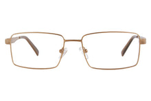 Load image into Gallery viewer, Titanium Frames Clean Lens Anti Blue Light Myopia Glasses- 82011