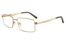 Load image into Gallery viewer, Titanium Frames Clean Lens Anti Blue Light Reading Glasses- 82011