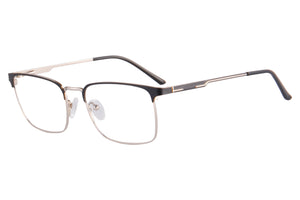 Metal Frames Anti blue lens Progressive Multifocus Reading Glasses-9004