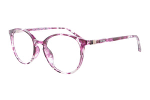 Lightweight Frames Clean Lens Anti Blue Light Reading Glasses- SH073