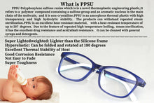 Load image into Gallery viewer, Chilren Anti Blue Light Glasses Kids PPSU Safe Computer Glasses Boys Girls-PPSU009