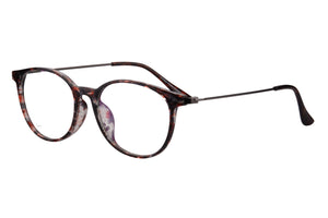 TR90 Frame Anti Blue Light Lenses Progressive Multifocus Reading Glasses-SH015