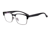 Load image into Gallery viewer, Men's Half  Frames Clean Lens Blue Light Blocking Computer Glasses-SH018