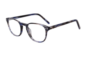 Acetate Frame Anti-Blue Light Progressive Multifocus Reading Glasses-SH081