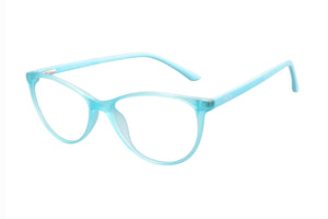 Women Cat Eye Frames 1.56 Anti Blue Lens Myopia Glasses Nearsighted Glasses  - SH086