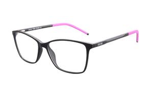 Women Cat Eye Frames 1.61Anti Blue Lens Myopia Glasses Nearsighted Glasses SHINU-SH087