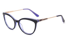 Load image into Gallery viewer, Cat Eye Frames Clean Lens Anti Blue Light Progressive Multifocus Reading Glasses- VS4131