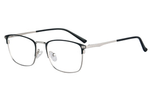Metal Frame Clean Lens Blue Light Blocking Computer Glasses- DC2033